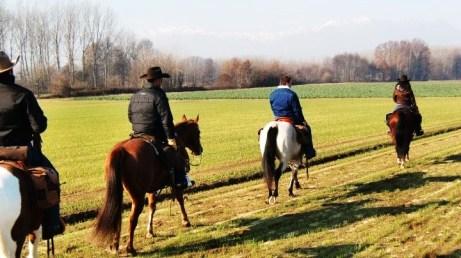 Horseback Riding in Italy