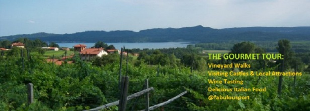 Italian Vineyards Walks - Food & Wine Tasting ..what more could you ask for? - Walking Tours Italy @fabulousport