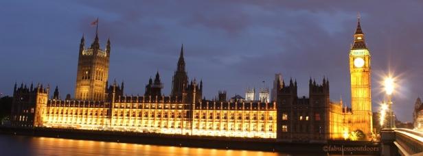 Night Photography in London - ©fabulousoutdoors