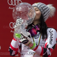 Wintersports: Anna Fenninger