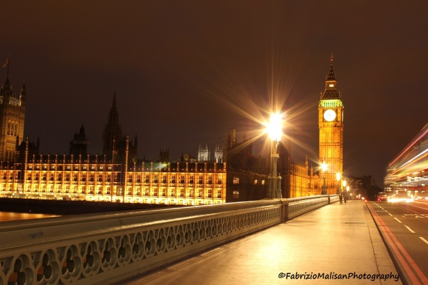 An Evening in London..