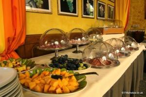 Agriturismo Tuscany Villa Dievole Breakfast ©FMphotosCoUk IMG_0142