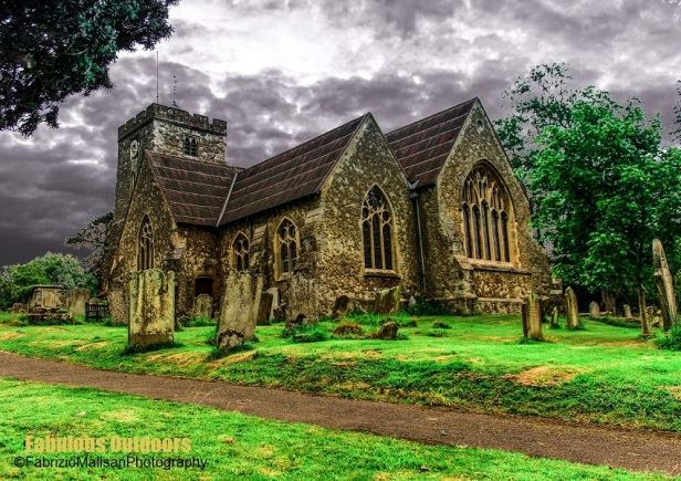 Brasted Surrey UK St.Martin Church ©FabrizioMalisan FMphotos.co.uk