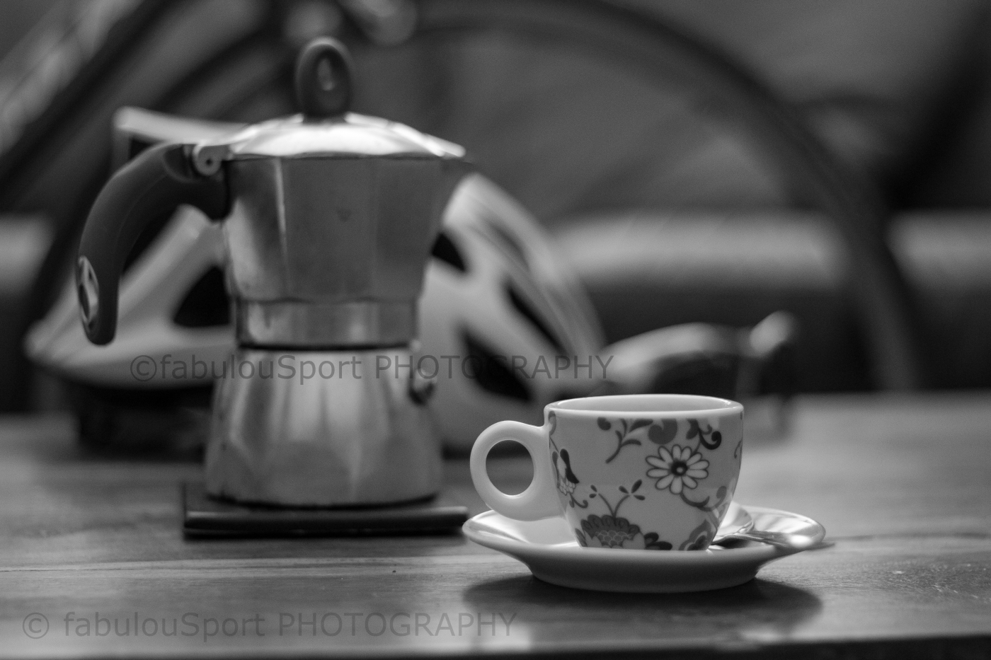 Cycling and coffee @fabulousport