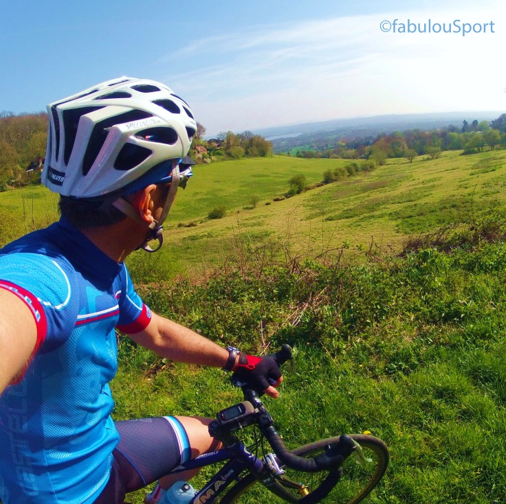 Cycling to discover the British countryside Surrey to Kent Ide Hill ©Fabrizio_Malisan_Photography @fabulouSport
