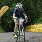 Penny Rowson Young talented pro-rider defying the waller pain