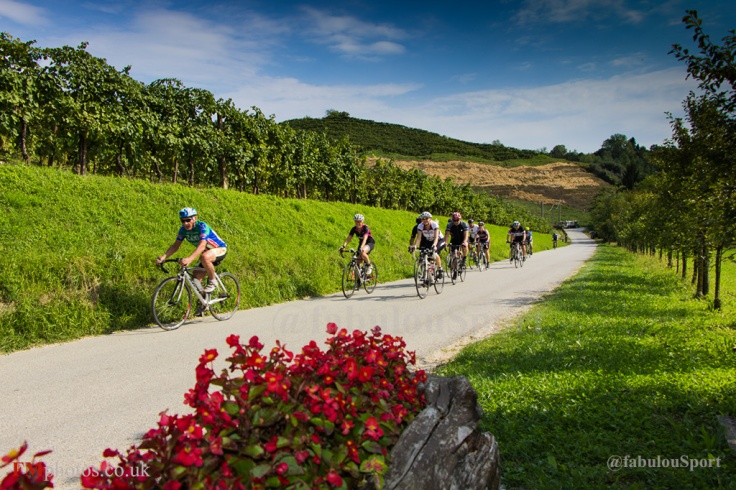 Cycling Tour Veneto italy