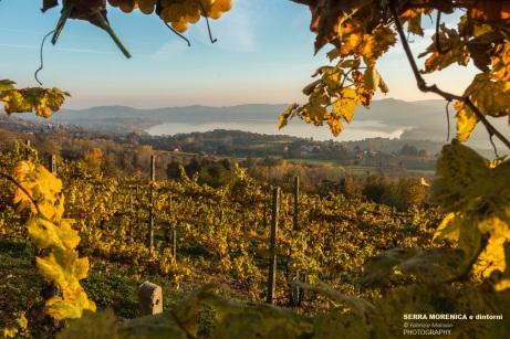 Lake Viverone Piemonte Serra Morenica e dintorni