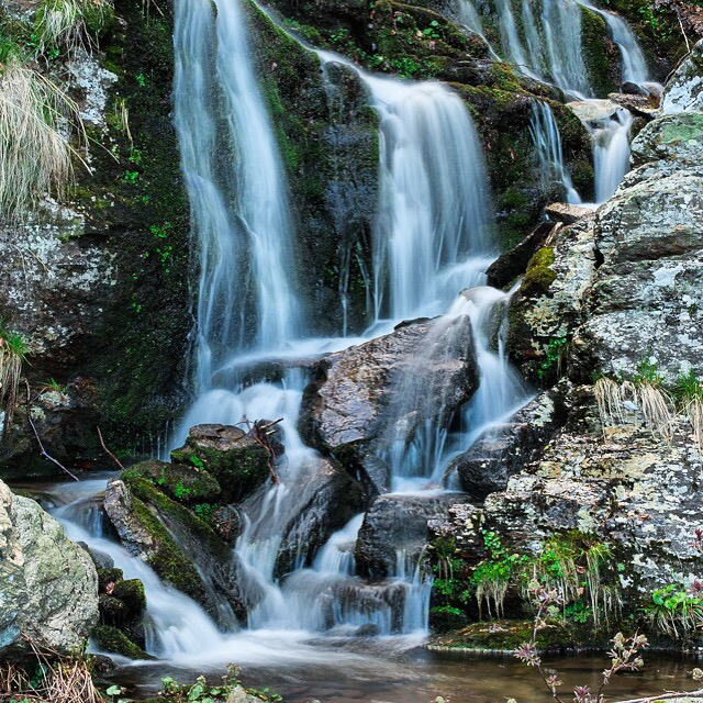 Mountain Stream Springtime Waterfall - Fabulous Outdoors