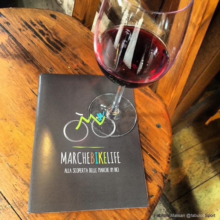 Marche Bike Ride London 2016 Long Ride Rosso di Sera