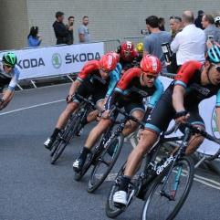Portsmouth Pearl Izumi Tour Series 2016 Cycling Criterium Team Madison Genesis