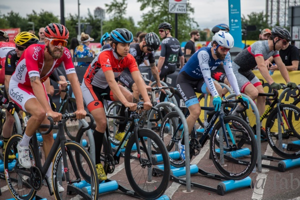 Red Hook Crit London 2016 Cycling Criterium Even Greenwich Peninsula