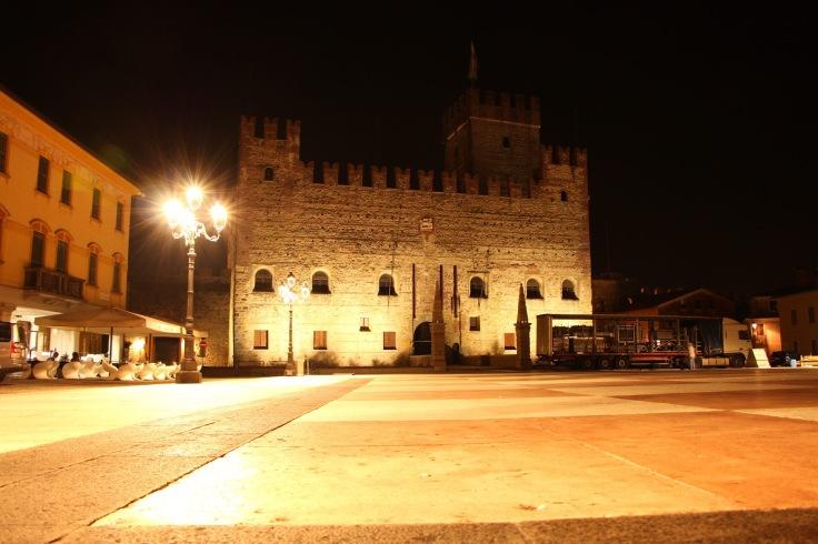 Piazza. degli Scacchi Marostica