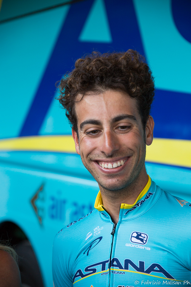 Fabio Aru Italian Road Cycling Champion 2017 ©Fabrizio-Malisan-Photography