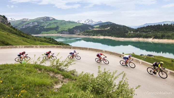 Criterium du Dauphiné 2018 Stage 6 La Rosière Avergne Rhone Alpes Savoie