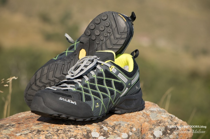 Salewa Wildfire Gtx Gore-Tex Mountain Hiking Shoes - Fabulous Outdoors