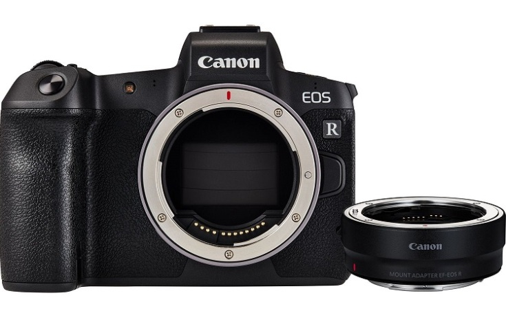 Canon EOS R Lens Mount Adapter Mirrorless Digital Camera 4K 2018 Photography Thoughts Review