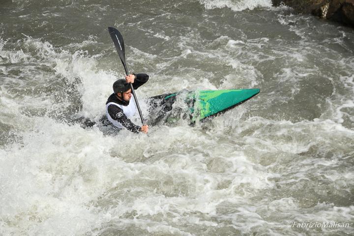 IVREA U23 ITALIAN WHITE WATER CANOE SLALOM CHAMPIONSHIPS 2018